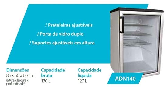 Picture of Frigorifico Porta de Vidro - ADN140