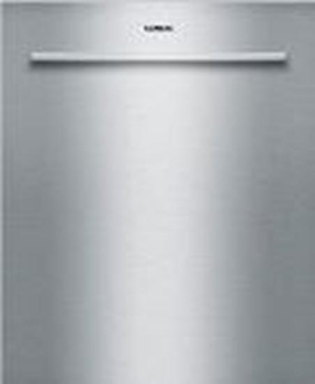Picture of Porta aço inox para M.L.Loiça SN, tot. integr. de 60 cm - SZ73056
