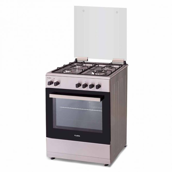 Picture of FOGÃO A GÁS NAT INOX C/FORNO ELEC 60X60