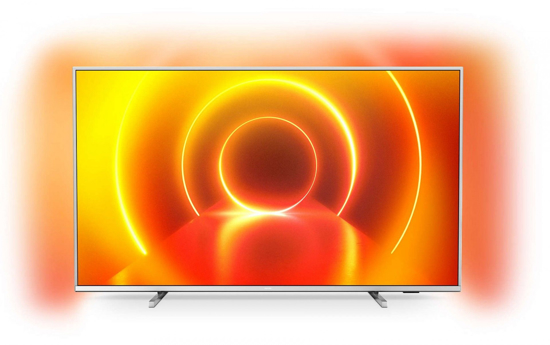 Picture of Smart TV LED 4K UHD - 58PUS7855/12